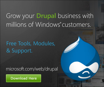 Drupal on Microsoft Windows
